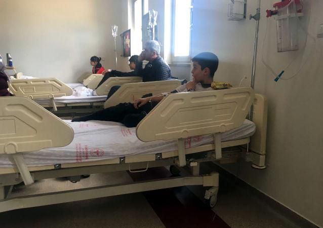 Gaziantep'te, naftalin şakası 12 öğrenciyi zehirledi