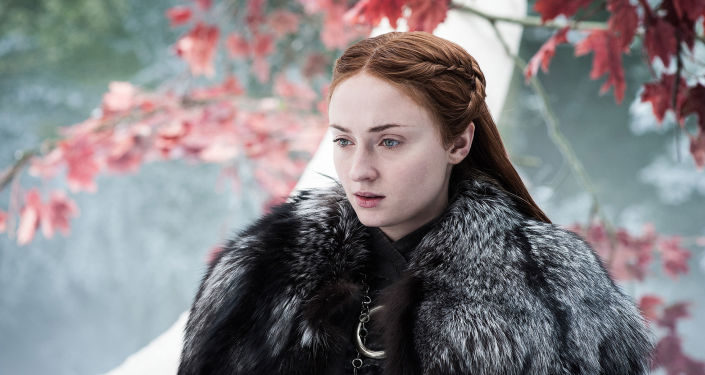 Game of Thrones - Sansa Stark - Sophie Turner