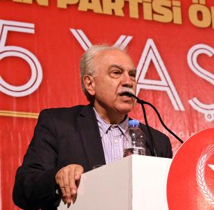 Vatan Partisi Genel Başkanı Doğu Perinçek 3
