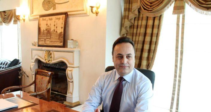 Muhafazakar Yükseliş Partisi lideri Ahmet Reyiz Yılmaz