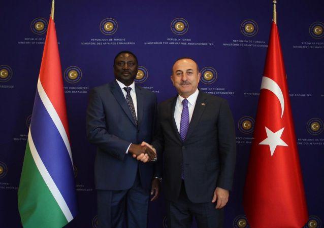 Gambiya Dışişleri, Uluslararası İşbirliği ve Yurtdışında Yaşayan Gambiyalılar Bakanı Mamadou Tangara