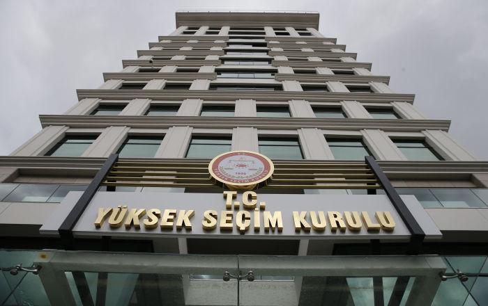 İstanbul'da seçimin iptaline karşı çıkan YSK üyesinin hakim eşinin görev yeri değiştirildi