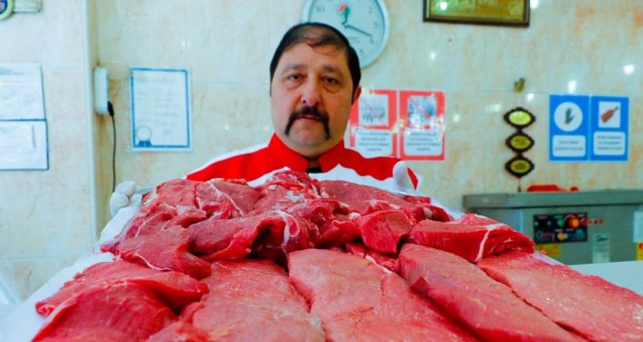 Kasap, kırmızı et