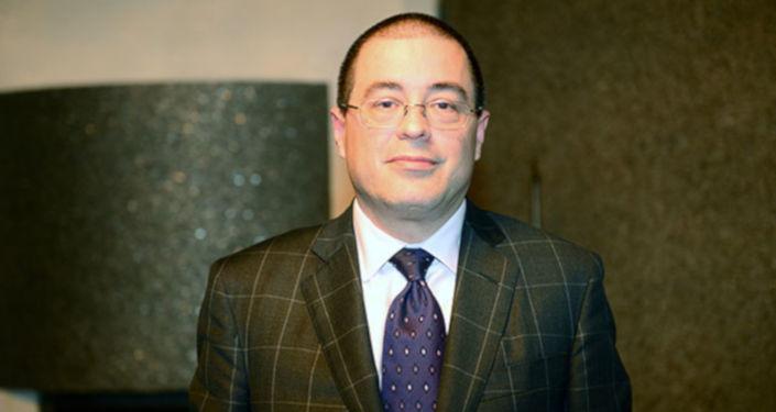 Amerika Birleşik Devletleri (ABD) Adana Konsolosu Alejandro Baez