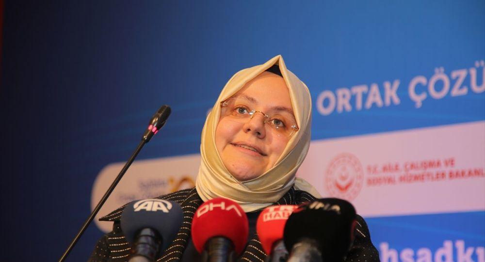 Aile, Çalışma ve Sosyal Hizmetler Bakanı Zehra Zümrüt Selçuk, Özel Hastaneler ve Sağlık Kuruluşları Derneği (OHSAD) tarafından 10. Sağlıkta Ortak Çözüm Toplantıları kapsamında Antalya'nın Serik ilçesinde düzenlenen 2019 OHSAD Kurultayına katıldı. Selçuk, burada bir konuşma yaptı.