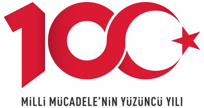 19 Mayıs 1919'un 100. yılına özel logo