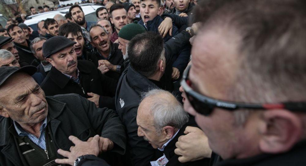 Kemal Kılıçdaroğlu, Ankara saldırı