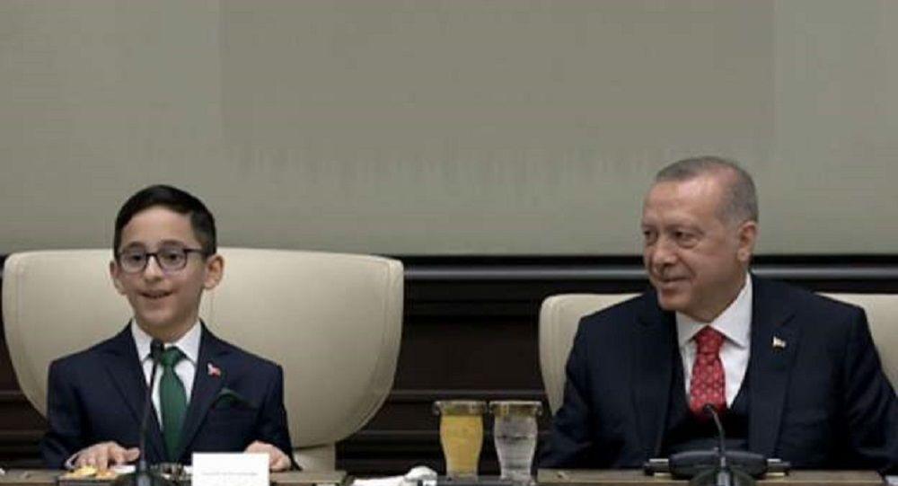 Erdoğan 23 Nisan