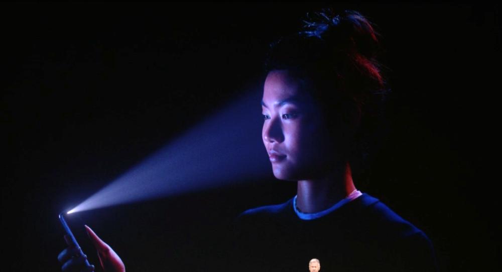 Apple yüz tanıma sistemi