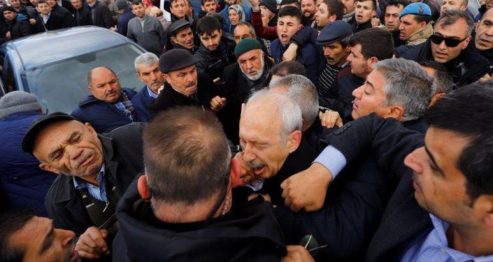 Kemal Kılıçdaroğlu, Ankara, saldırı