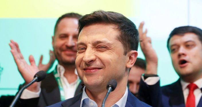 Vladimir Zelenskiy,