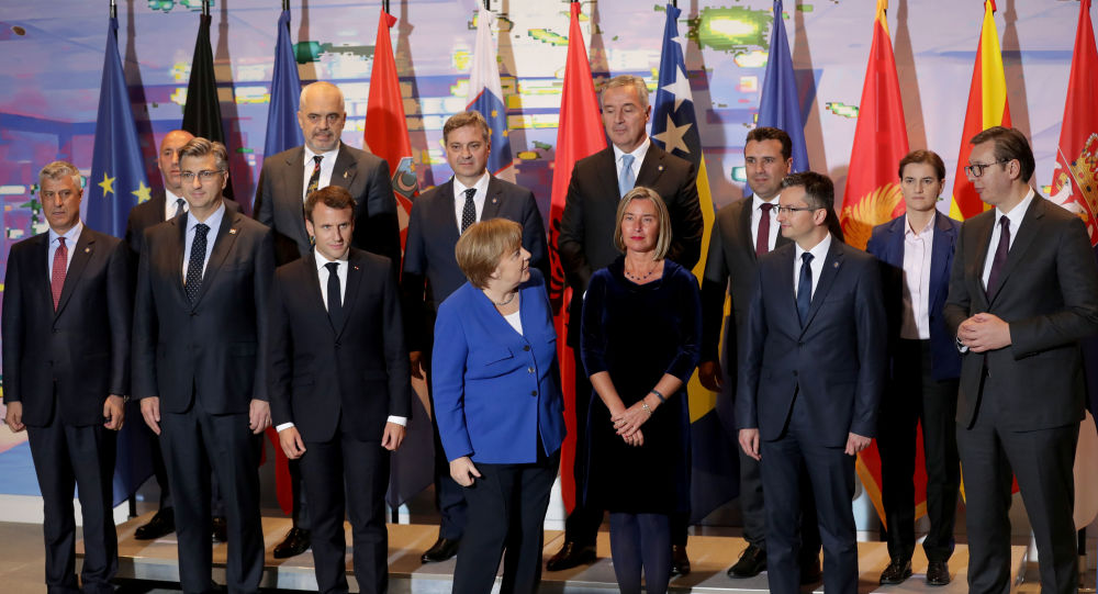 Batı Balkan Ülkeleri Toplantısı, Berlin'de yapıldı