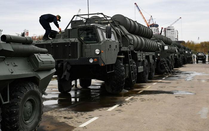 'ABD, PKK'ya verdiği 20 bin TIR'lık desteği örtbas etmek için S-400 konusunda gürültü çıkarıyor'