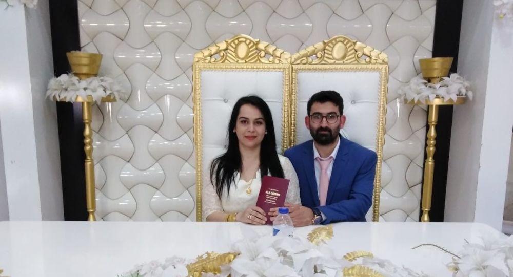 Damat yapılan 'resmi' yanlışlıkla kayınpederi ile evlendirildi