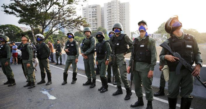 Venezüella - Darbe girişimi