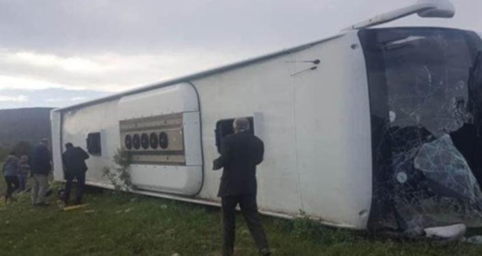 Taziye ziyareti sonrası kaza: 7 ölü, 30 yaralı