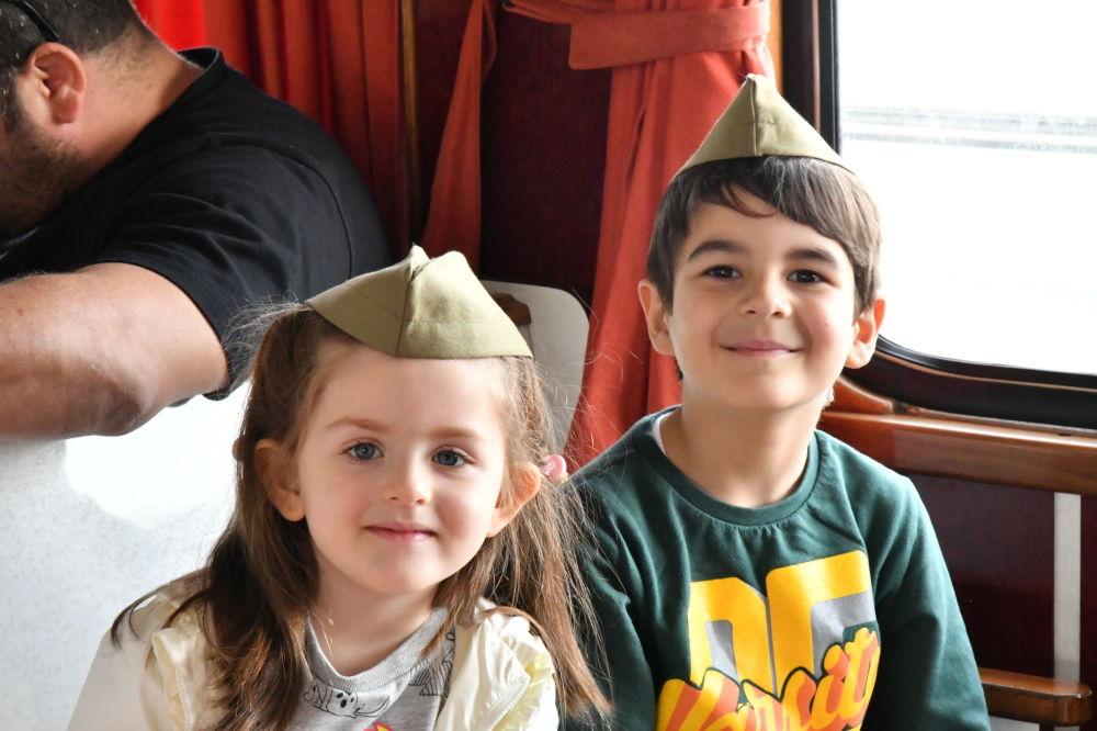 İstanbul'da Zafer Günü kutlaması