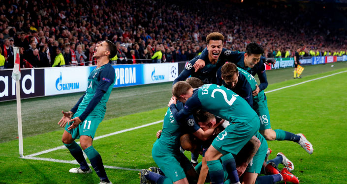 UEFA Şampiyonlar Ligi finalinde Liverpool'un rakibi Tottenham