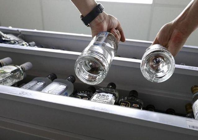 İçki-Alkol-Rusya