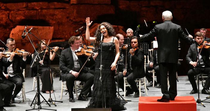 Türk - Rus Klasik Müzik Festivali Anna Aglatova