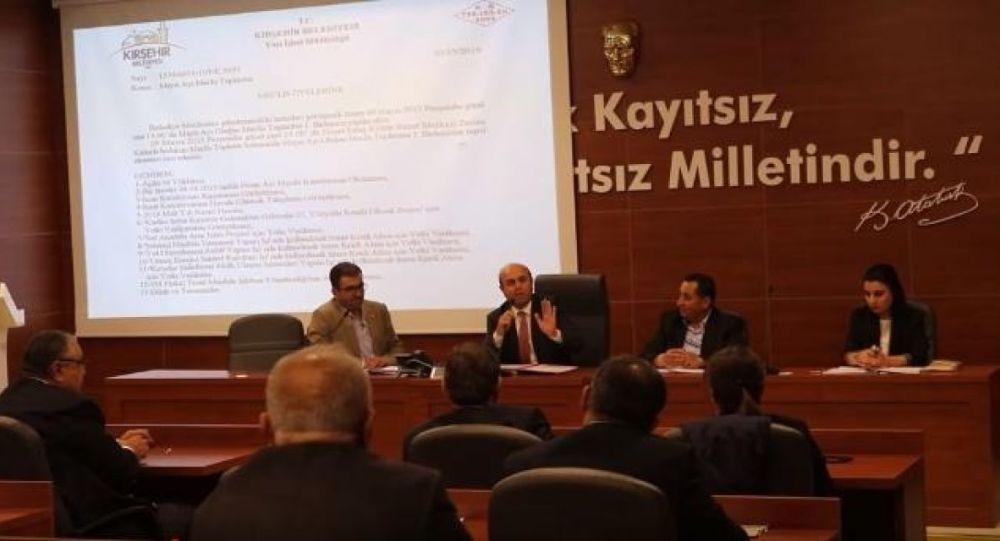 CHP'li Kırşehir Belediye Başkanı Selahattin Ekicioğlu