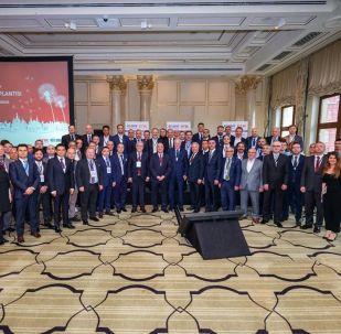 Rusya'daki Türk diasporası Moskova'da buluştu