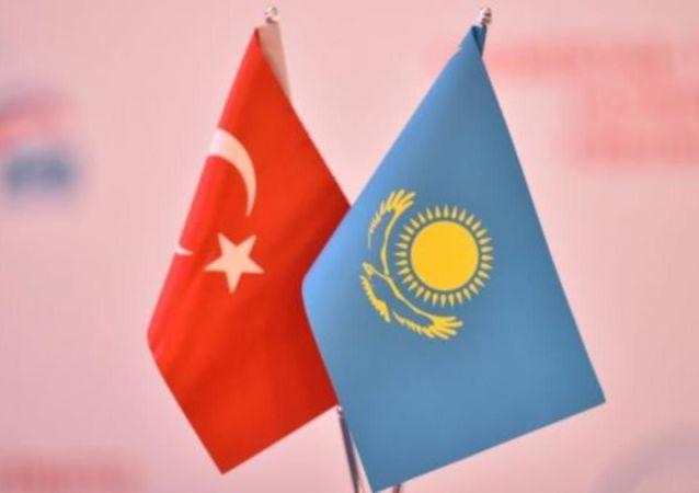 Kazakistan Türkiye