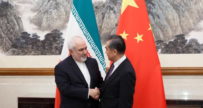 Çin Devlet Müşaviri ve Dışişleri Bakanı Vang Yi, başkent Pekin'de temaslarda bulunan İran Dışişleri Bakanı Cevad Zarif ile görüştü.