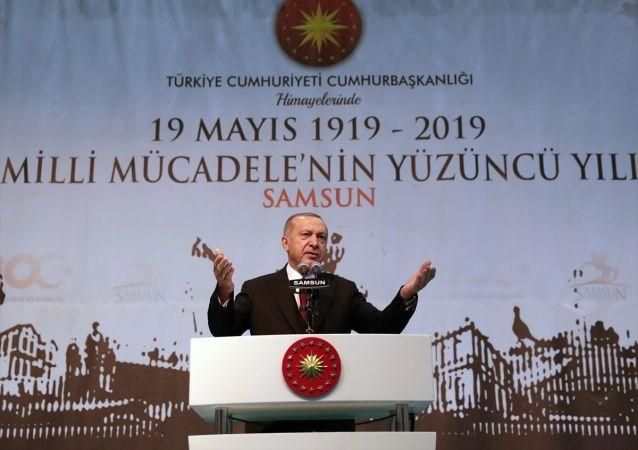 Türkiye Cumhurbaşkanı Recep Tayyip Erdoğan, Samsun'da gençler ve sporcularla iftar yaptı. Cumhurbaşkanı Erdoğan iftar programı sonrası konuştu.