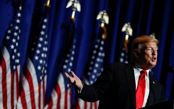 ABD'de 170'den fazla firmadan Trump'a 'Çin' çağrısı