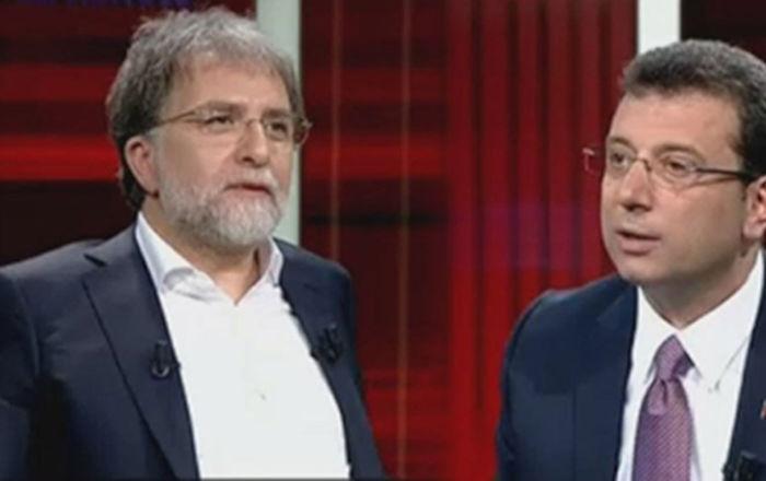 Ahmet Hakan'dan İmamoğlu yayınına dair açıklama: Dinle beni ey iki taraf