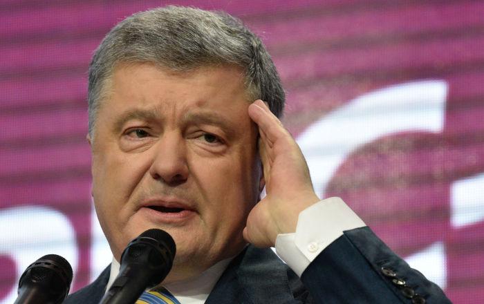 'Poroşenko, Ukrayna'daki durumu tersine çevirmek için muhalif hareket kurmayı planlıyor'