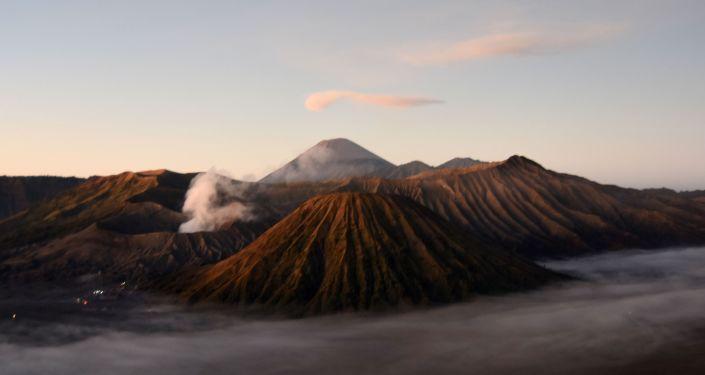 Bromo Dağı - Endonezya