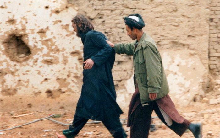 'Amerikalı Taliban', 17 yıl sonra hapisten çıktı