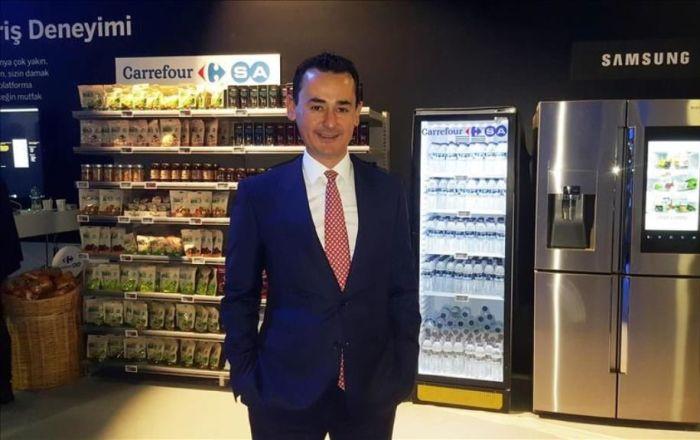 CarrefourSA Genel Müdürü Kartallıoğlu: Satışların yarısı promosyon