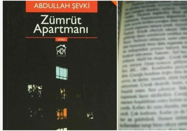 Zümrüt Apartmanı kitabı