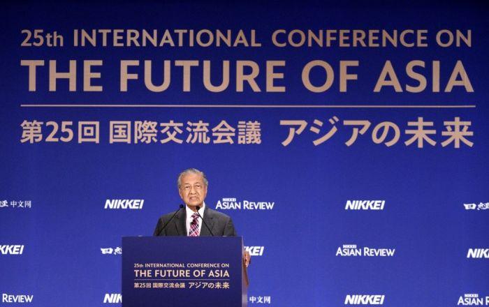 Malezya Başbakanı Mahathir'den 'yeni dünya düzeni' çağrısı: Filler tepişince altta ne varsa onlar da eziliyor