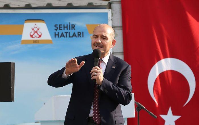 Soylu: Gezi ruhunu 23 Haziran'da İstanbul'da iktidar yapmak istiyorlar