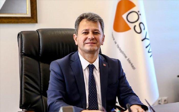 ÖSYM Başkanı Aygün'den DGS açıklaması