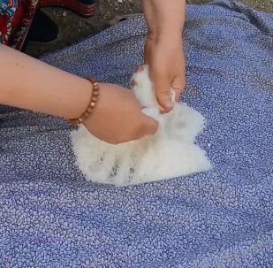 Dağıstan - tuz