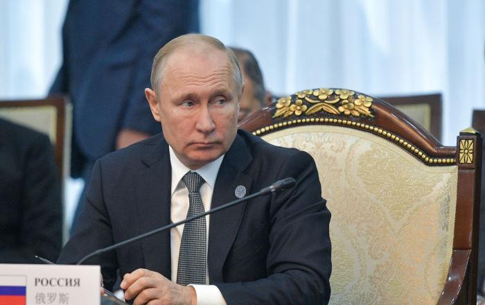Putin: Suriye'de teröristlerle mücadelede elde edilen sonuçlar, İran, Türkiye ve Rusya'nın ortak başarısı
