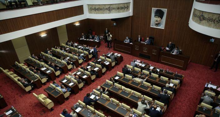 Ankara Büyükşehir Belediye Meclisi haziran ayı son oturumu, Ankara Büyükşehir Belediye Başkanı Mansur Yavaş başkanlığında yapıldı.