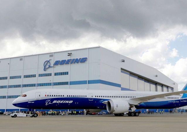 Boeing şirketi