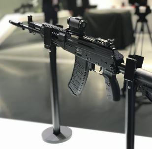 AK TR3 tüfeği