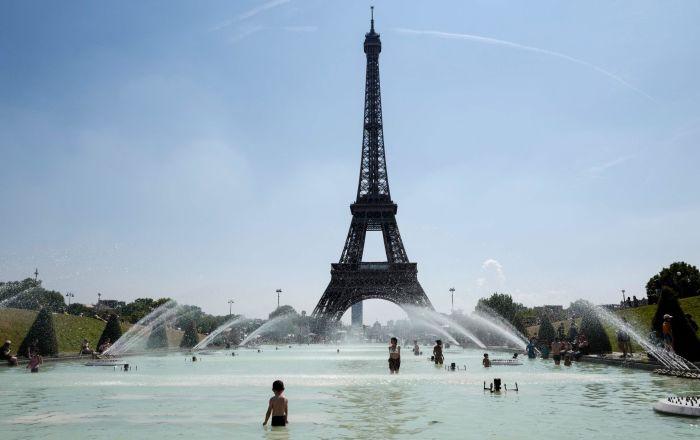 Fransa'da sıcak hava alarmı