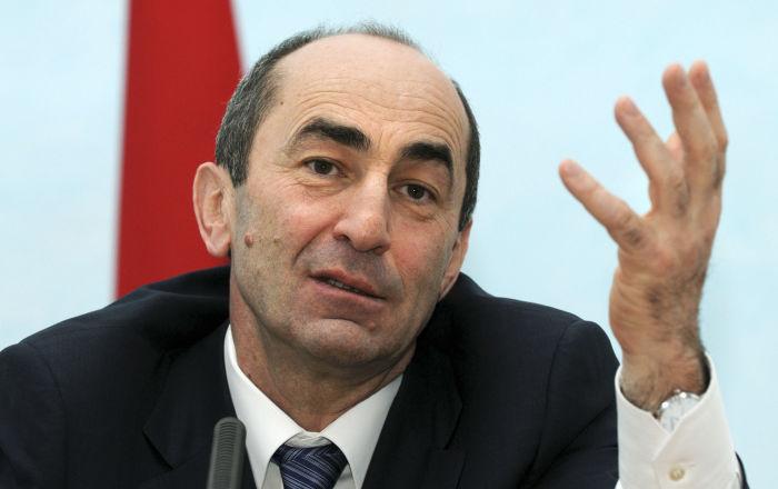 Eski Ermenistan Cumhurbaşkanı Koçaryan'ın serbest kalmasını öngören karar bozuldu