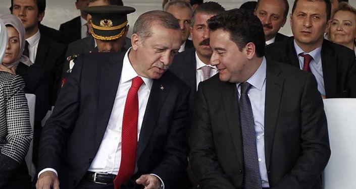 Ali Babacan, Recep Tayyip Erdoğan