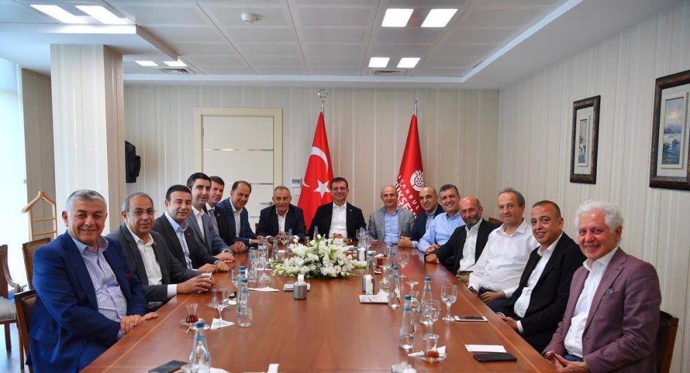 CHP'li Bekaroğlu'ndan İmamoğlu'nun toplantısına eleştiri…