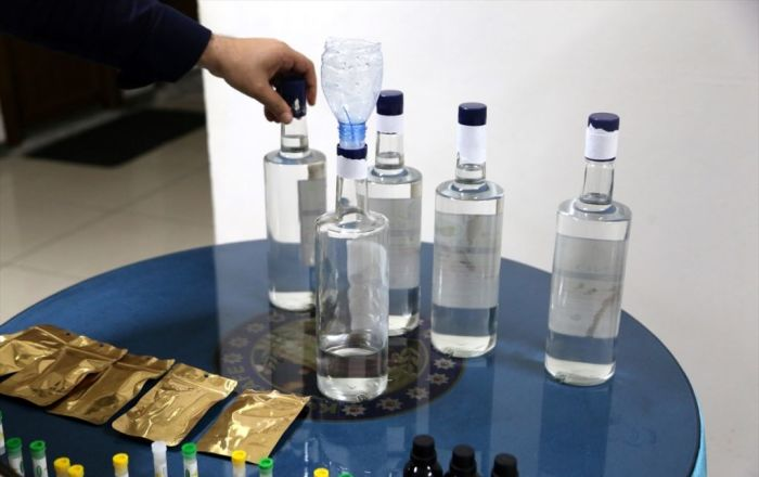 Mersin'de sahte içkiden ölenlerin sayısı 8'e yükseldi