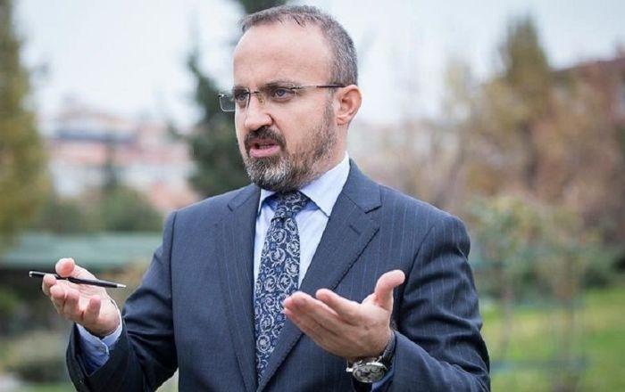 AK Partili Turan: Siyaset kavgayla, polemikle değil üreterek olur